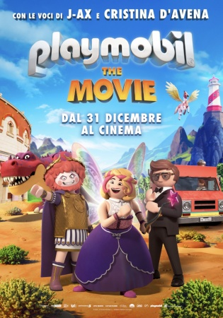Playmobil: The Movie (2019)