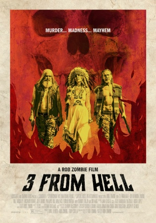 Three From Hell (2019)